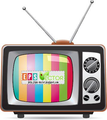 [Vector] - Televison Set