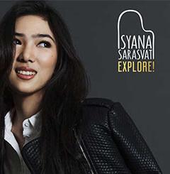 Isyana Sarasvati - Explore! [image by iTunes]