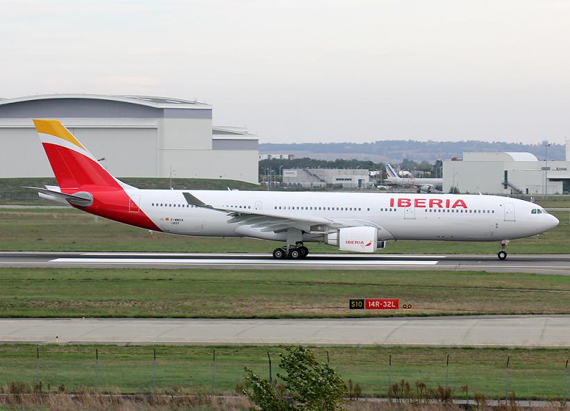 Iberia aumenta a seis sus vuelos semanales a Cuba