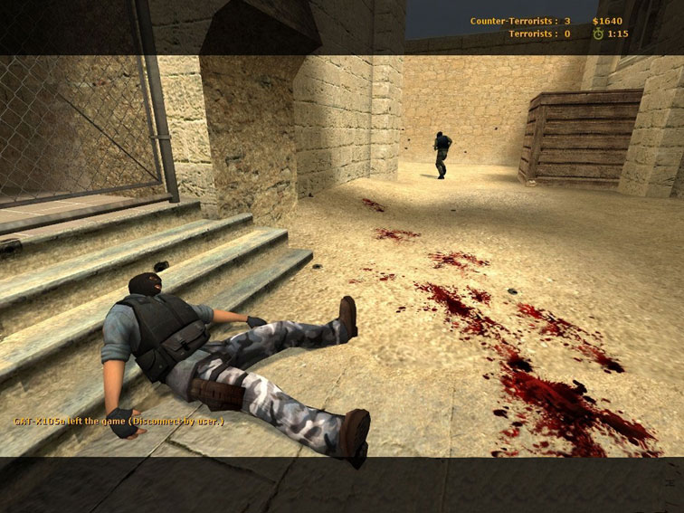 Counter Strike Source V32