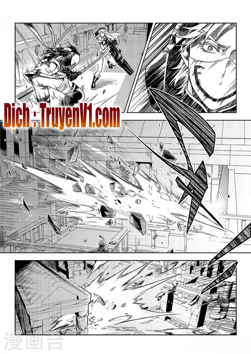 Toàn Chức Cao Thủ Chap 104 - Trang 7