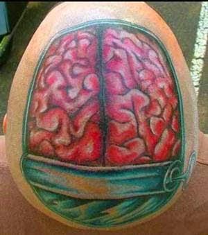 Tato Isi Otak Kepala