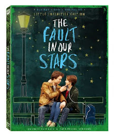 Giveaway - Blu-ray - The Fault in Our Stars - Little Infinities