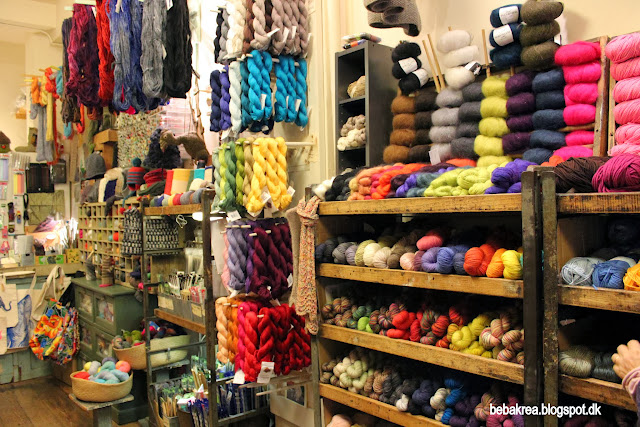 Downtown Yarn Manhattan New York City