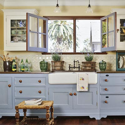 My Shabby Chateau Dream Kitchens