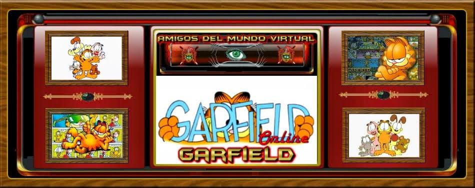 Garfield on line