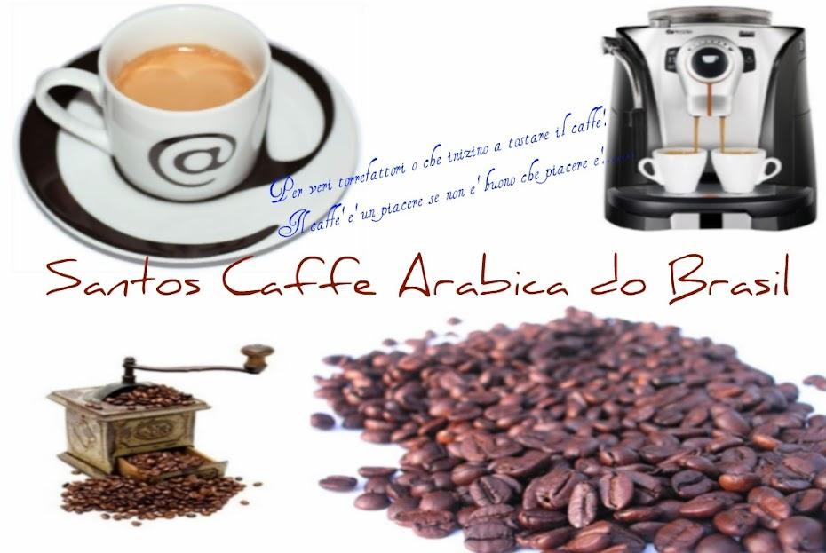 Santos Caffè Arabica do Brasil