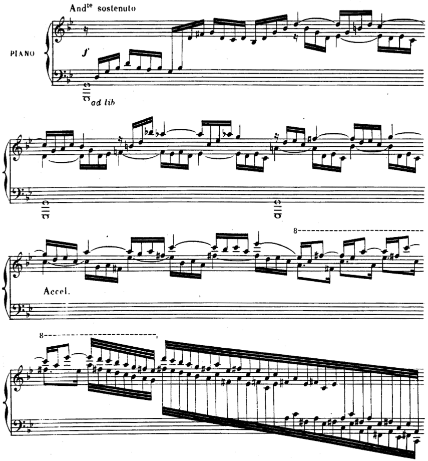 concerto musical composition composed in three Romantic music (1850-1900) romantic music (1850-1900) the word romanticism was first used to describe new ideas in painting and literature  through-composed.