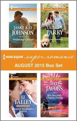 August 2015 Box Set