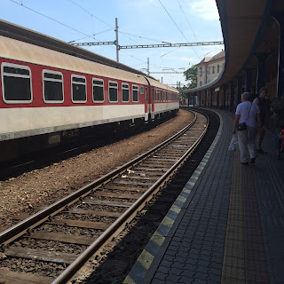 bratislavan juna-aseman asemalaituri