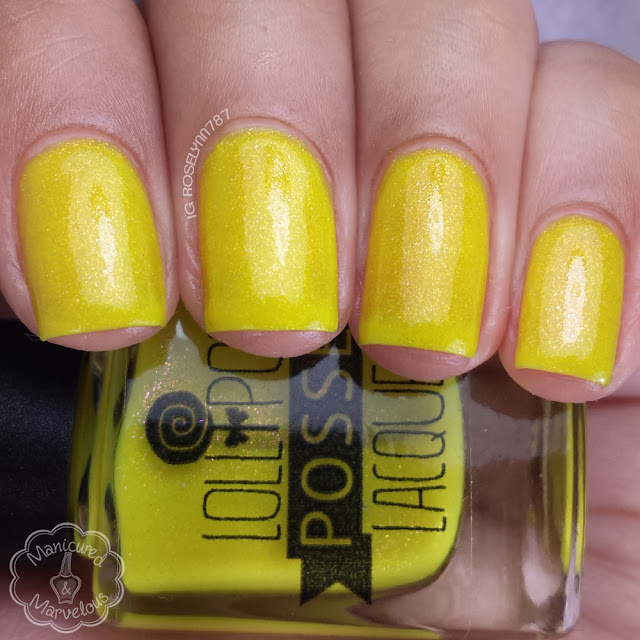 Lollipop Posse Lacquer - Somebody Leave the Light On
