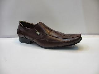 Sepatu Kickers Pantofel coklat,Sepatu Kickers Pantofel kantor