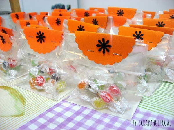 Idea packaging last minute per Halloween - by Desi