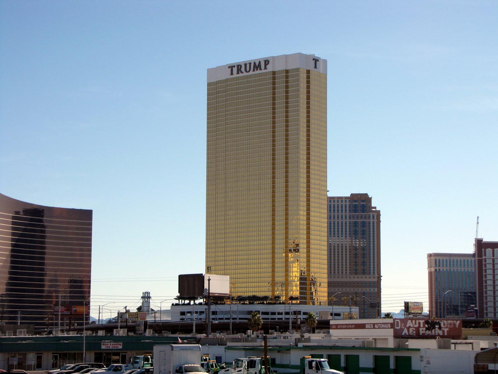 trump casino vegas