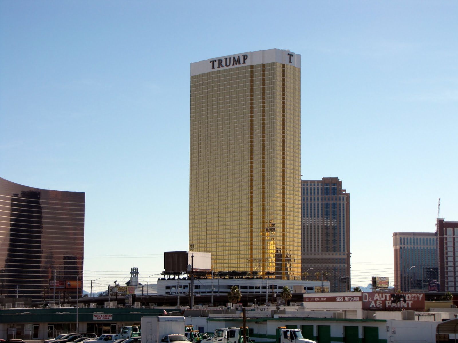 Best Hotels For You: Trump Hotel Las Vegas