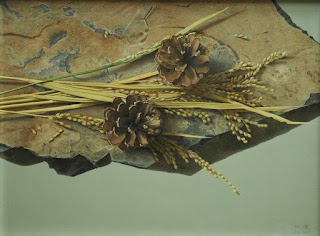 Bodegones Hiperrealismo Oriental Pintura