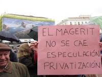 La lucha de los trabajadores del Magerit está a punto de acabar