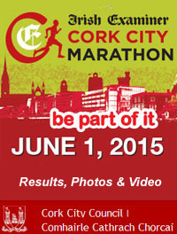 Results, photos & video of the 2015 Cork City Marathon