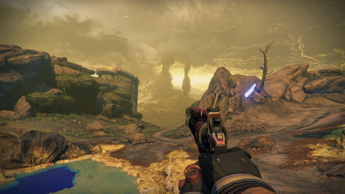 Disappointing games of 2014 Destiny