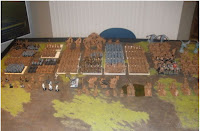 Photos of large Beastmen army