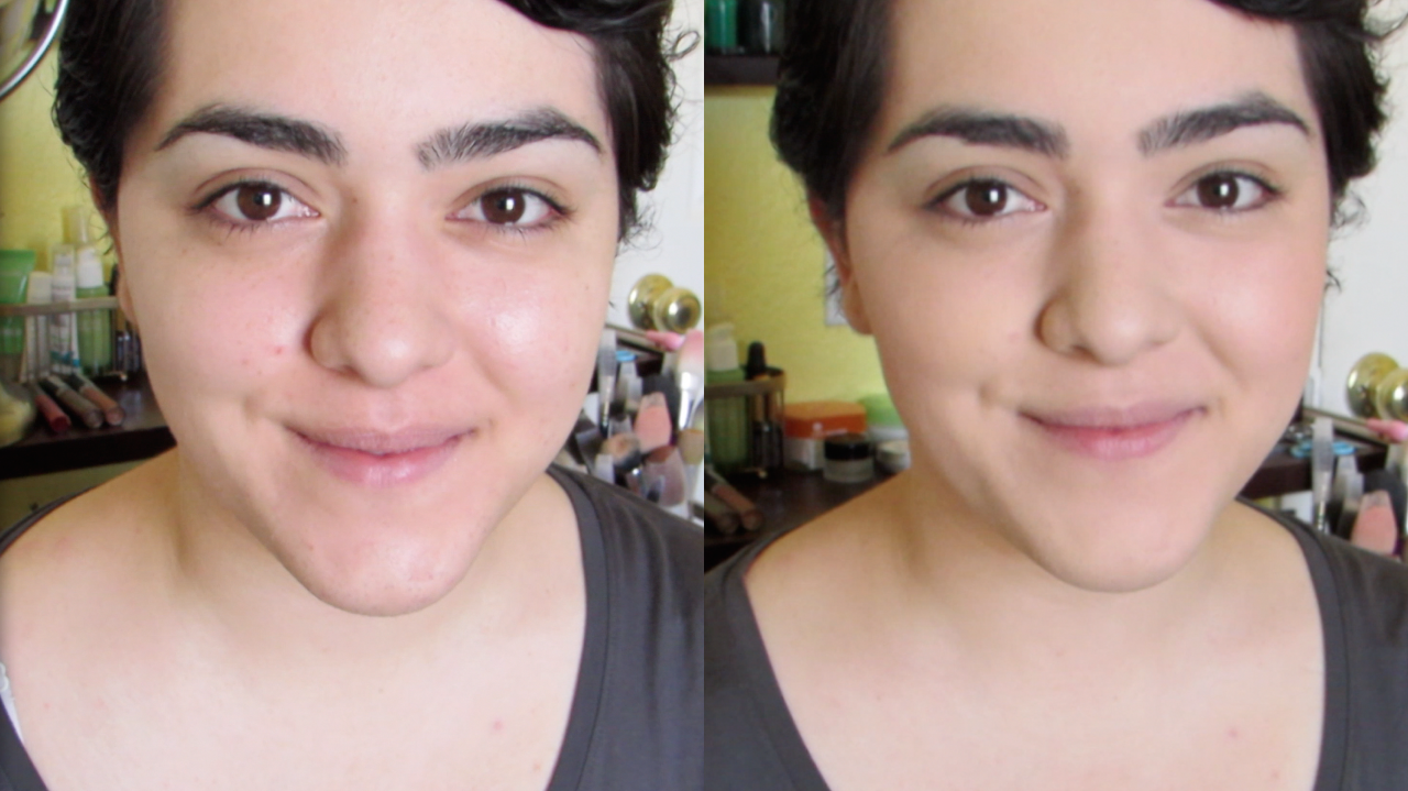Foundation Routine for Oily Skin