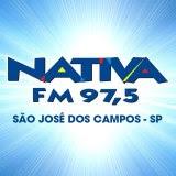 ouvir a Rádio Nativa FM 97,5 São José dos Campos