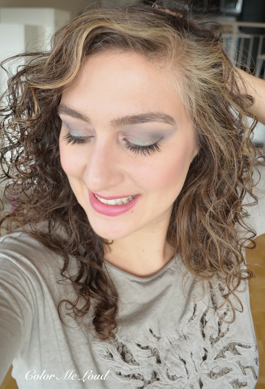 FOTD with Lancôme My Paris Eye Shadow Palette