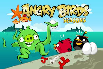 Angry Birds Seasons se expande con mas niveles