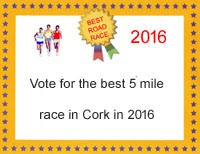 Poll for the best 5 mile race in Cork in 2016