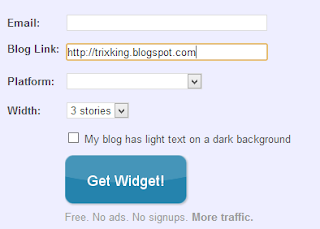 related posts widgets for blogger