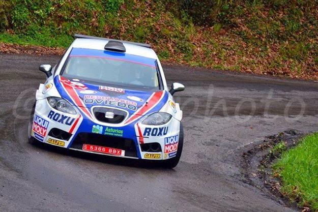 34 Rally Villa de Tineo 2014