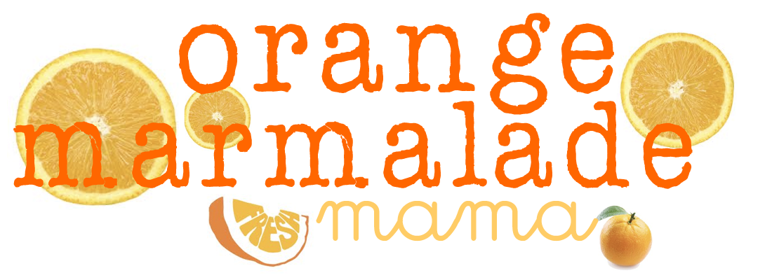 Orange Marmalade Mama