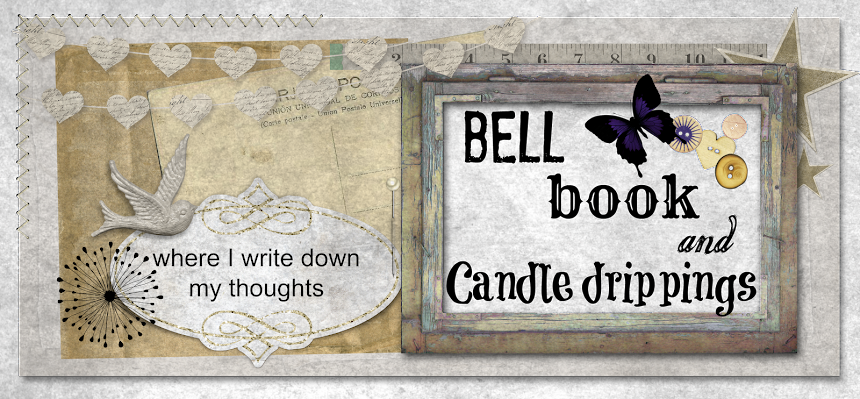 Bell Book and Candle drippings