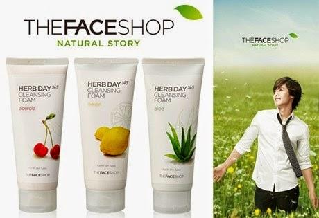 produk kecantikan face shop