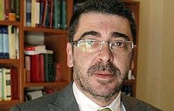 Evaristo Nogueira, decano do colexio de abogados de Santiago