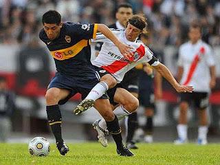 Boca Juniors vs River Plate, Copa Libertadores