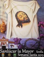 Semana Santa de Sanlúcar la Mayor 2015 - Juan Vizcaíno