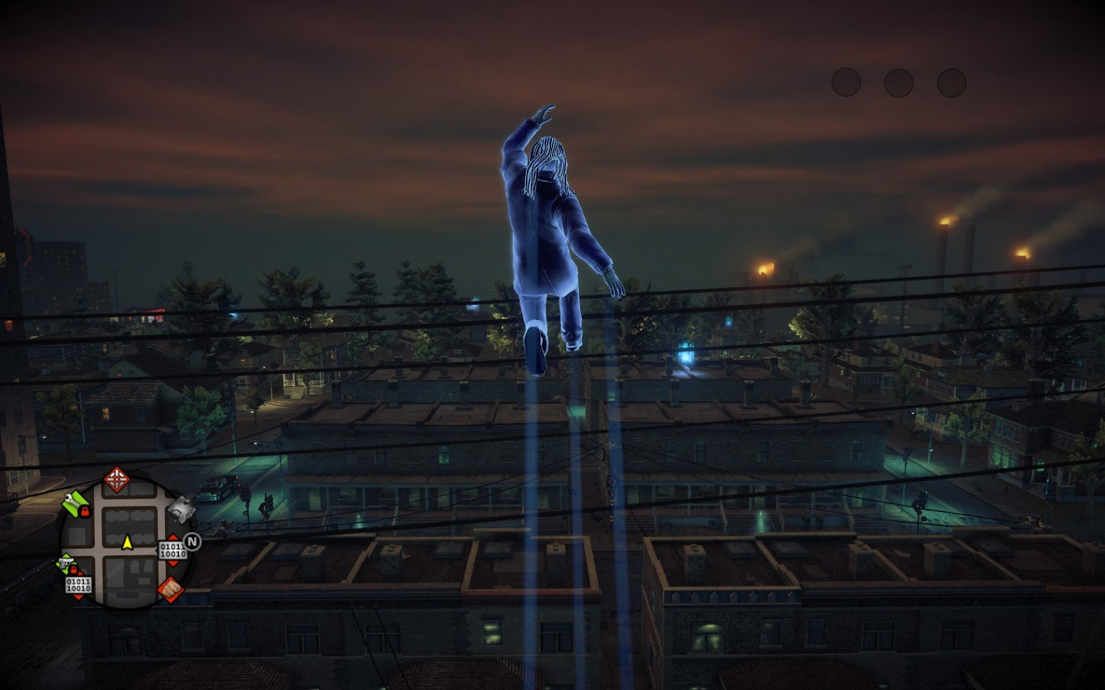 Saints Row IV Super Jump