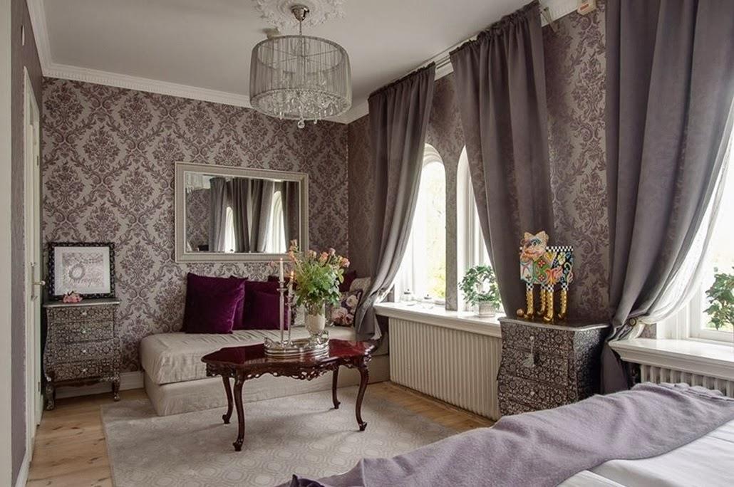 My Bohemic home Tapeter i sovrum