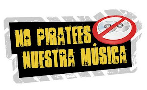 No al pirateo