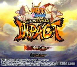 Download Game Naruto Shippuden Ultimate Ninja Impact for PPSSPP