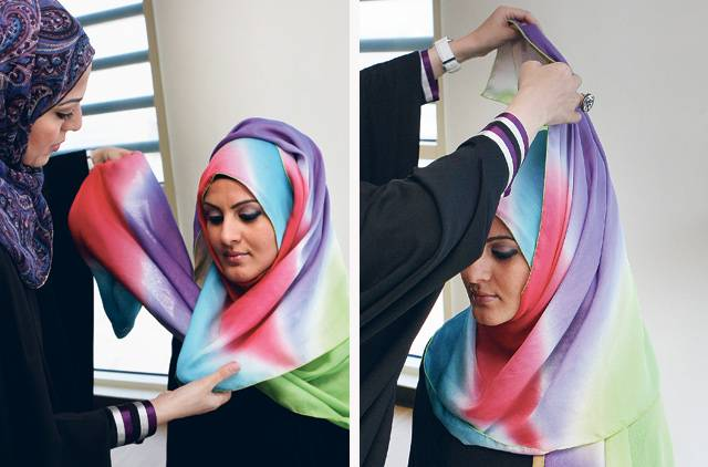 Easy Hijab Styles