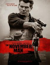 La conspiración de noviembre (The November Man) (2014) [Vose]