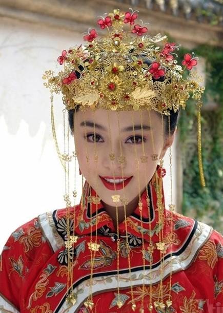 Traditional Chinese Wedding DressWedding Dresses