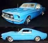 Mustang Wen Mac 1967