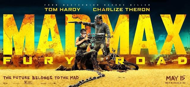 Frases de la película Mad Max: Fury Road