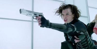Resident Evil Retribution imagen