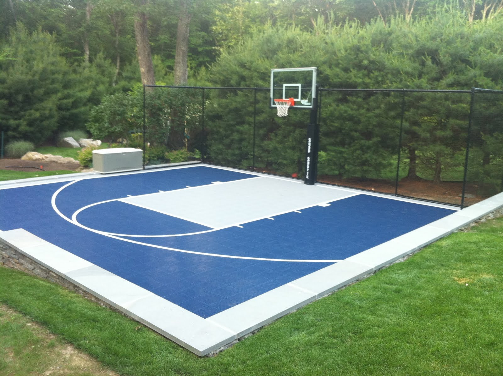 mr dunk 30 x 34 court in east greenwich ri