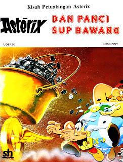 eBook Komik Bahasa Indonesia Asterix Dan Panci Sup Bawang