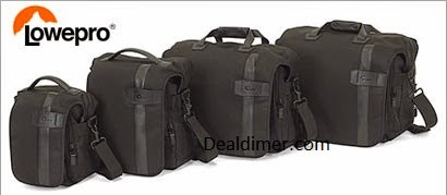 Lowepro Camera Bags upto 70% off @ Amazon